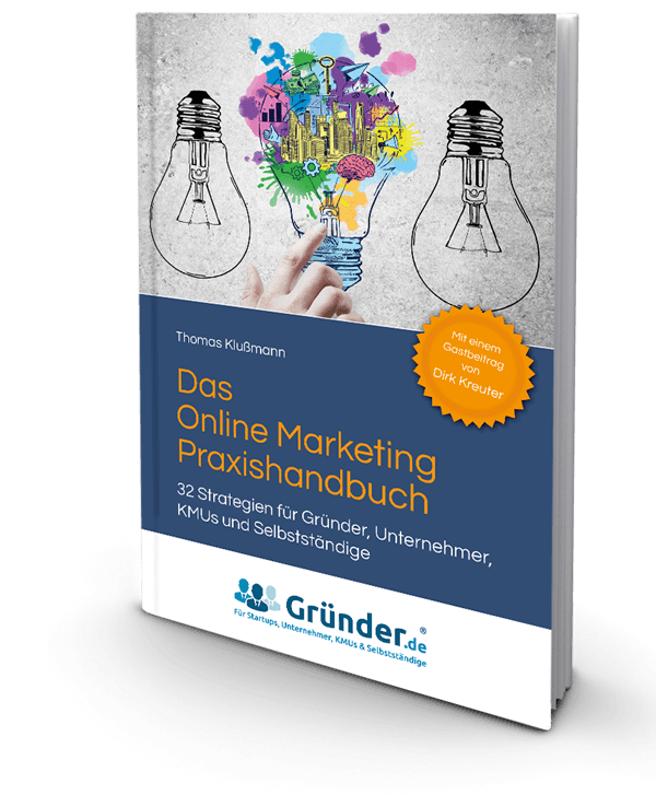 Online Marketing Praxishandbuch von Thoma Klußmann